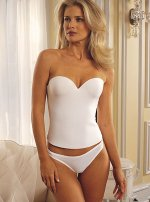 Milli Seamless Front Padded Corset Undergarment