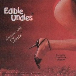 Edible Undies for Women - Various Flavours